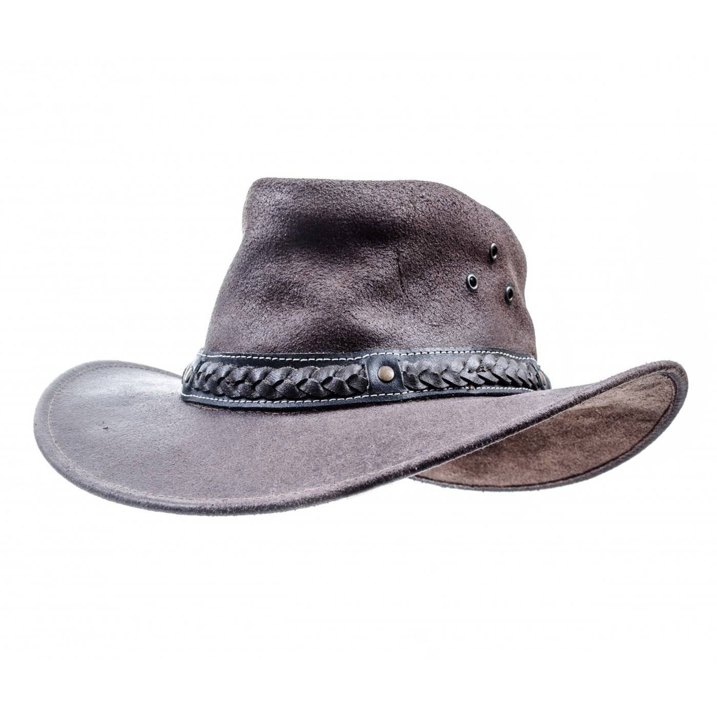 Dark Cowboy Hat Five Star Equestrian